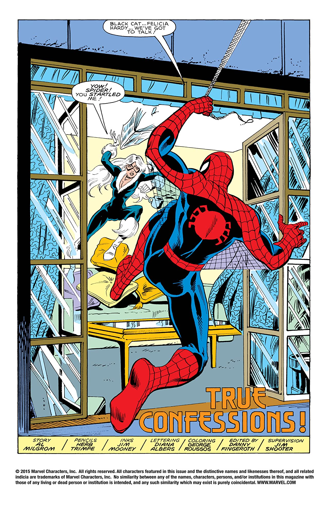 Peter Parker, The Spectacular Spider-Man (1976-1998) #98