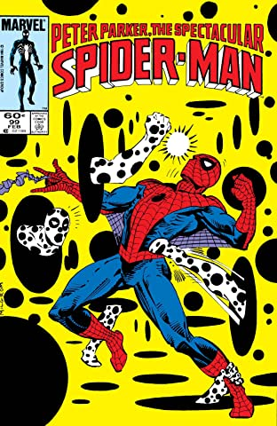 Peter Parker, The Spectacular Spider-Man (1976-1998) #99