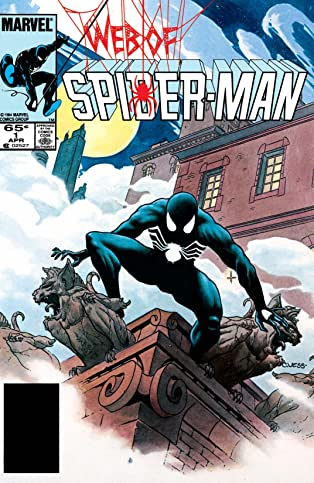 Web of Spider-Man (1985-1995) #1