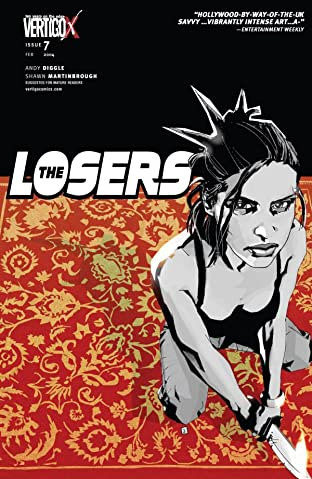 The Losers #7
