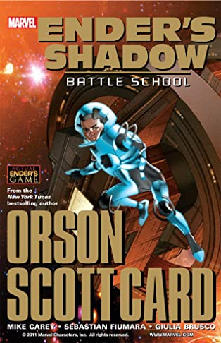 Ender's Shadow: Battle School