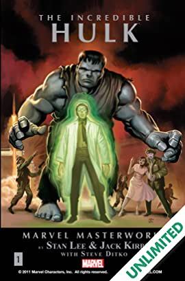 Incredible Hulk Masterworks Vol. 1