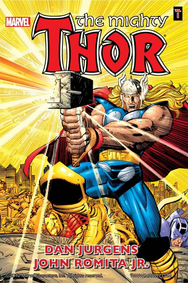 Thor by Jurgens & Romita Jr. Vol. 1
