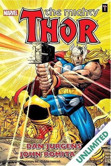 Thor by Jurgens & Romita Jr. Vol. 1