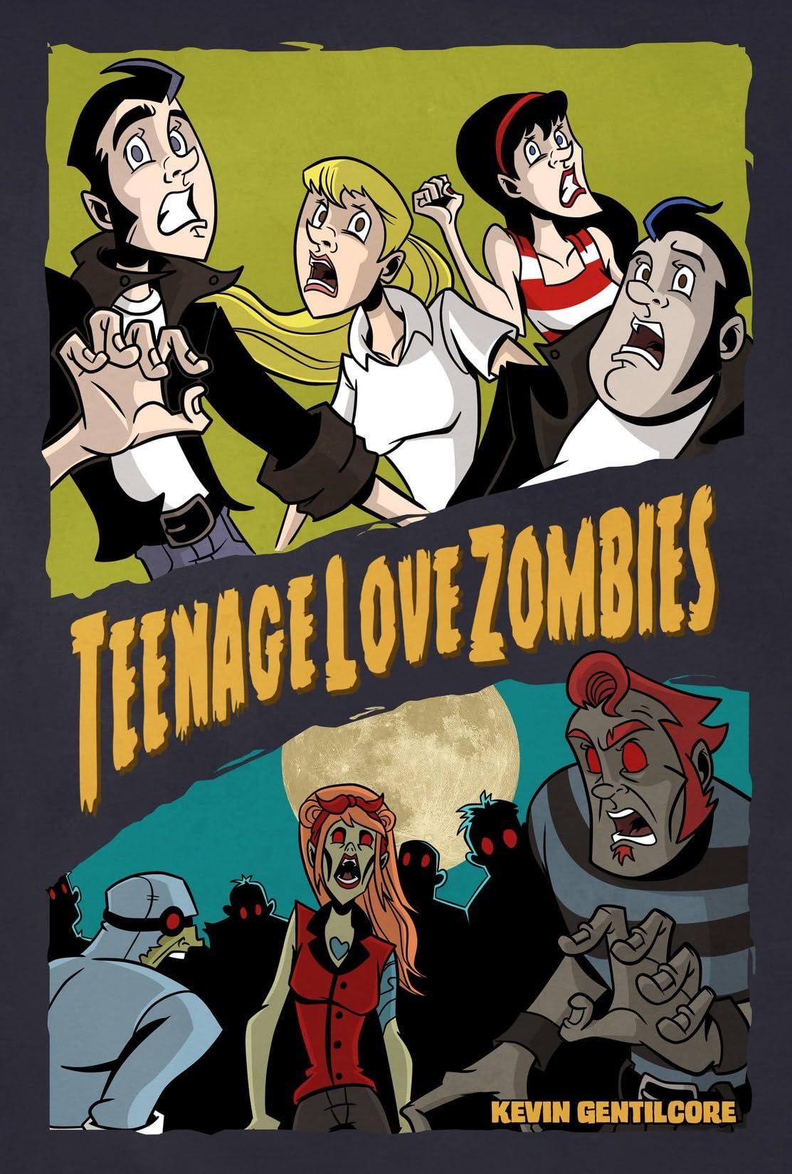 Teenage Love Zombies
