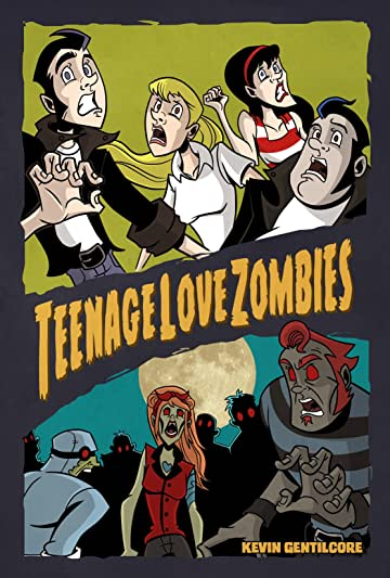Teenage Love Zombies