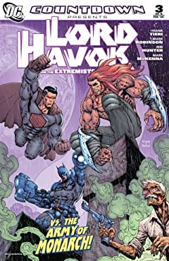 Countdown Presents: Lord Havok and the Extremists No.3 (sur 6)