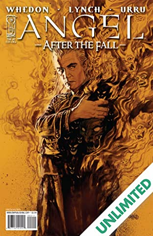 Angel: After the Fall #2