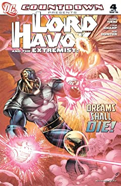 Countdown Presents: Lord Havok and the Extremists No.4 (sur 6)