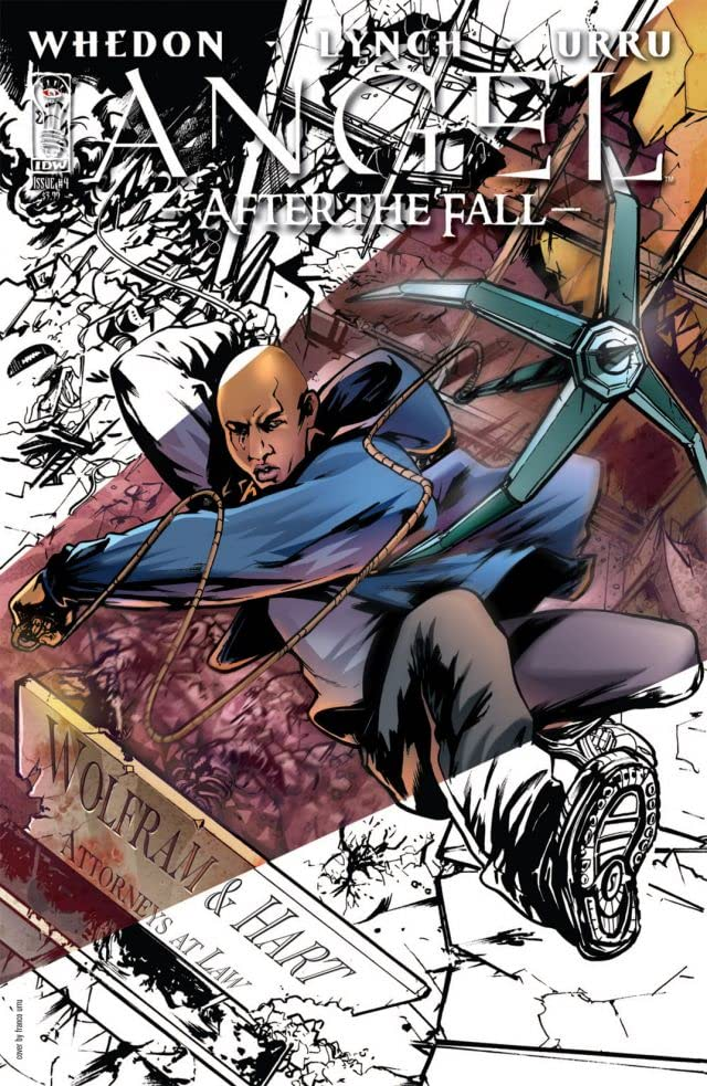 Angel: After the Fall #4