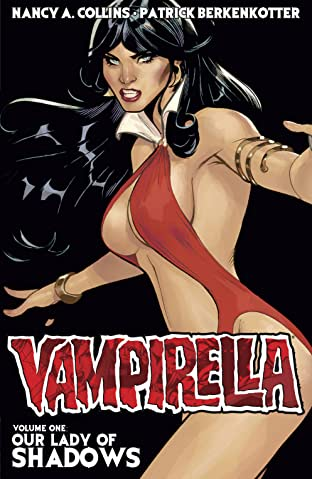 Vampirella (2014-2015) Tome 1: Our Lady of The Shadows