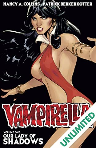 Vampirella (2014-2015) Vol. 1: Our Lady of The Shadows