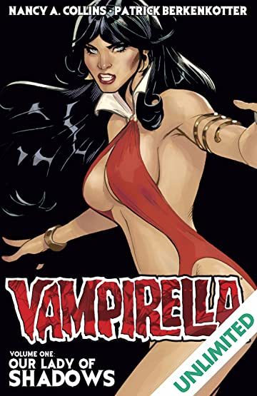Vampirella (2014) Vol. 1: Our Lady of The Shadows