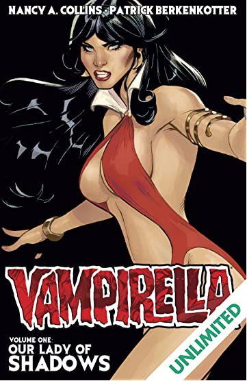 Vampirella (2014) Vol. 1: Our Lady of The Shadows