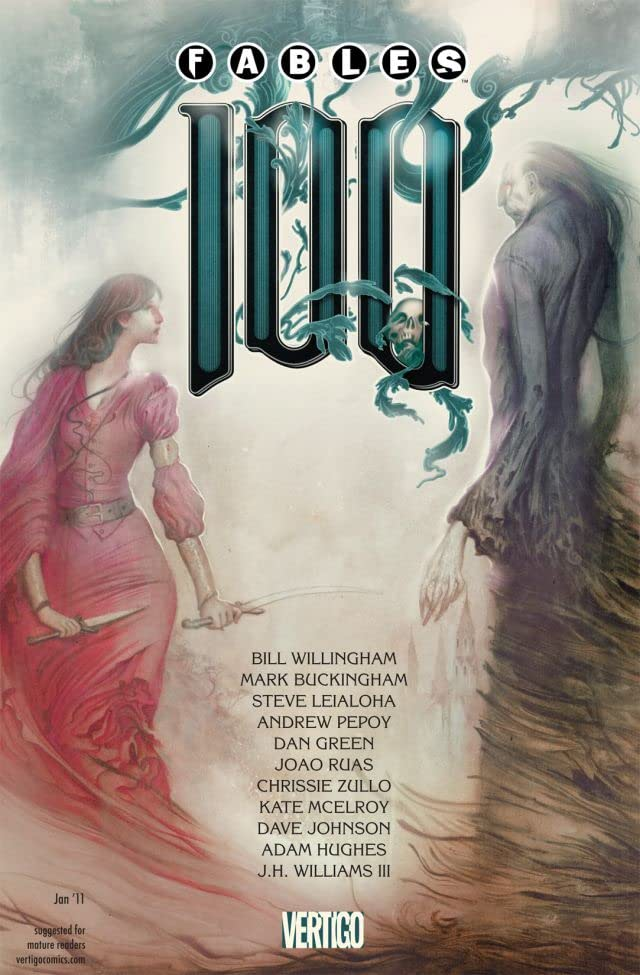 Fables #100