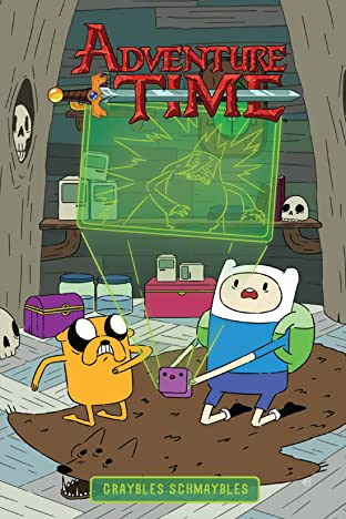 Adventure Time Tome 5: Graybles Schmaybles