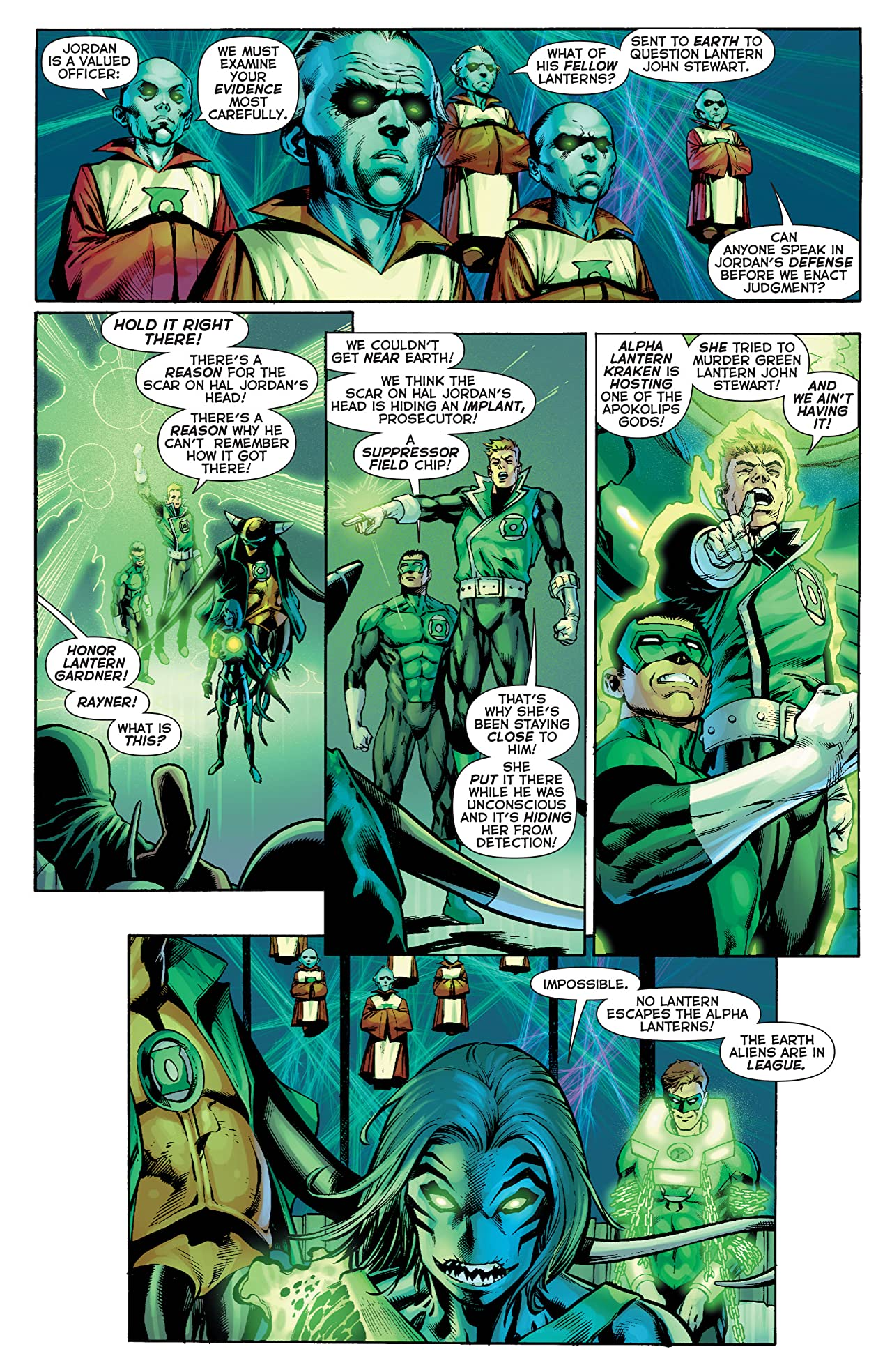 Final Crisis #5 (of 7)