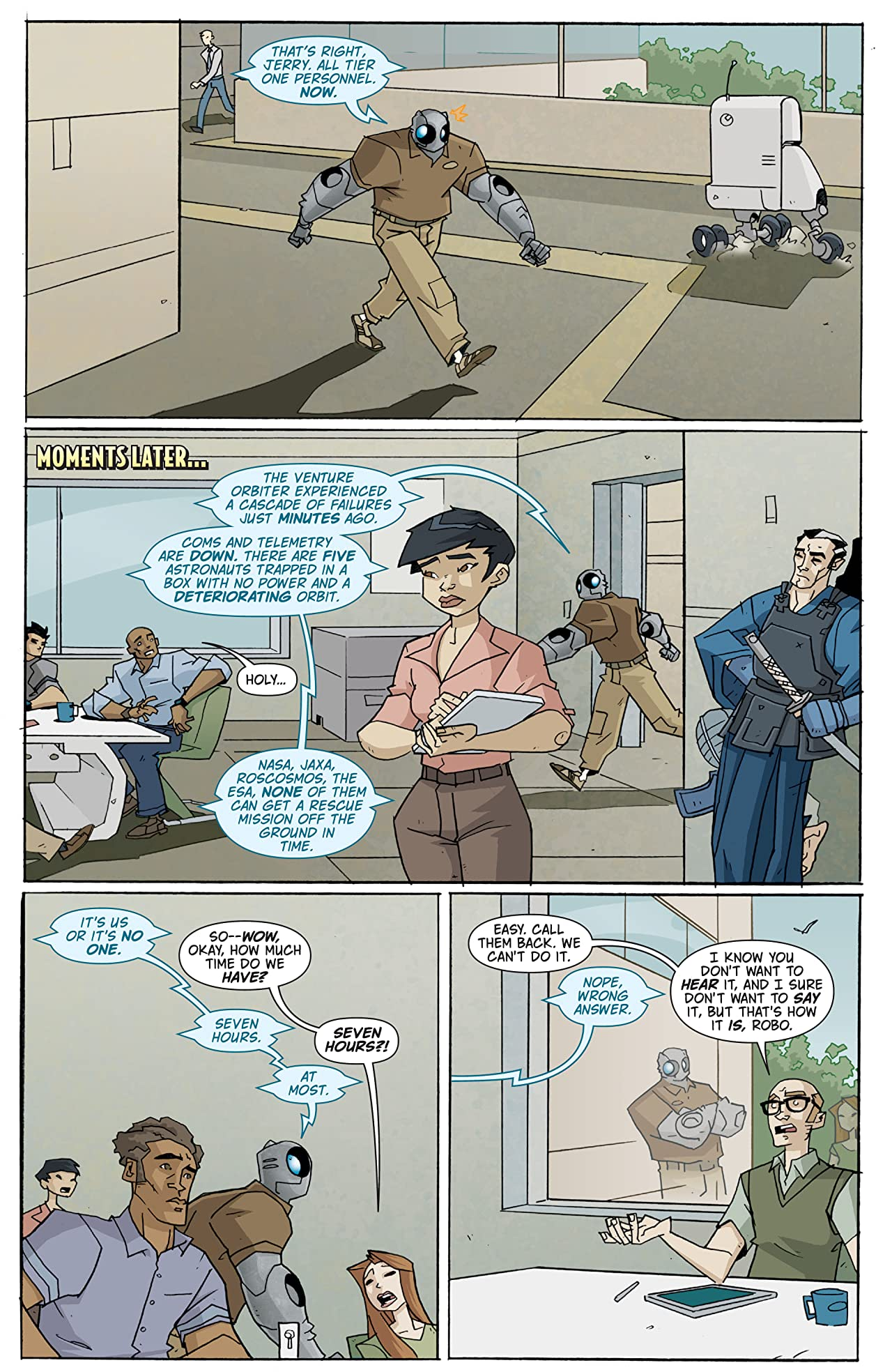 Atomic Robo & The Ghost of Station X