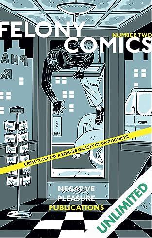 Felony Comics #2
