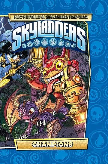 Skylanders Tome 2: Champions