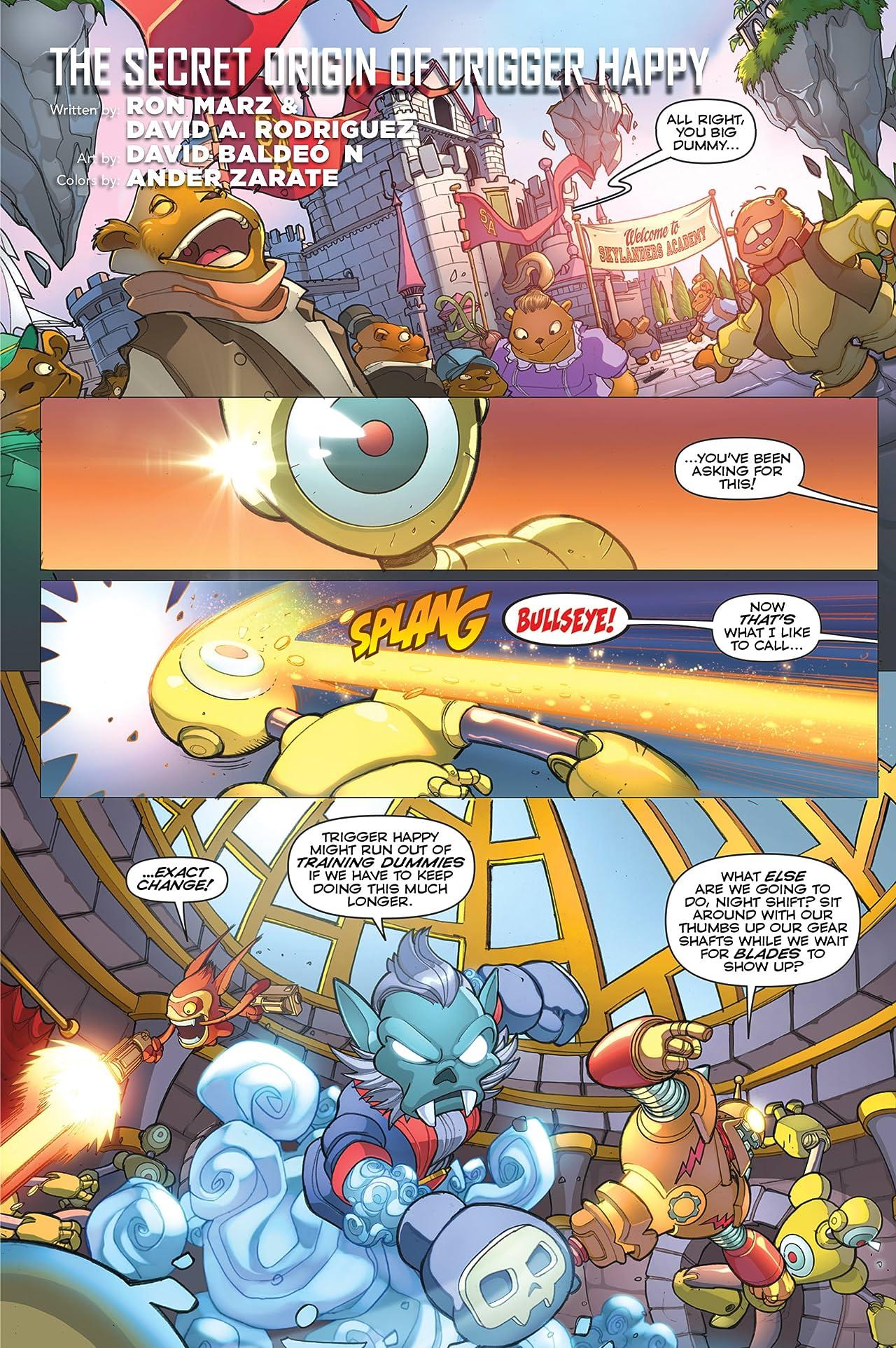 Skylanders Vol. 2: Champions