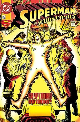 Action Comics (1938-2011) No.693
