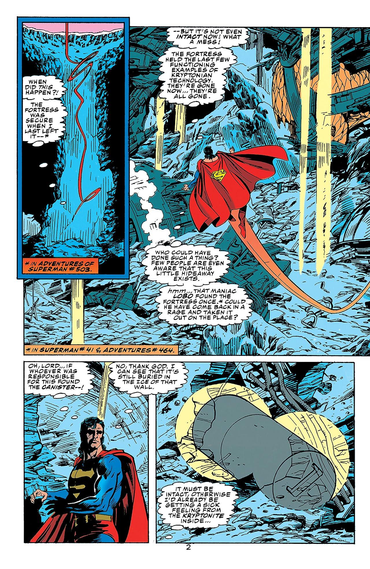 Action Comics (1938-2011) #693
