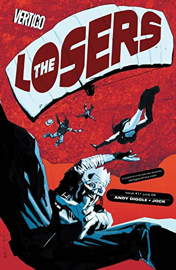 The Losers #11