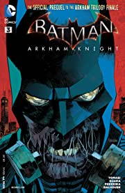 Batman: Arkham Knight (2015-2016): Print Version #3
