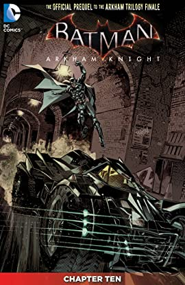 Batman: Arkham Knight (2015-2016) #10