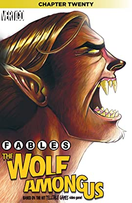 Fables: The Wolf Among Us No.20