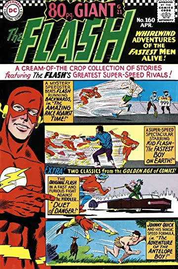 The Flash (1959-1985) #160
