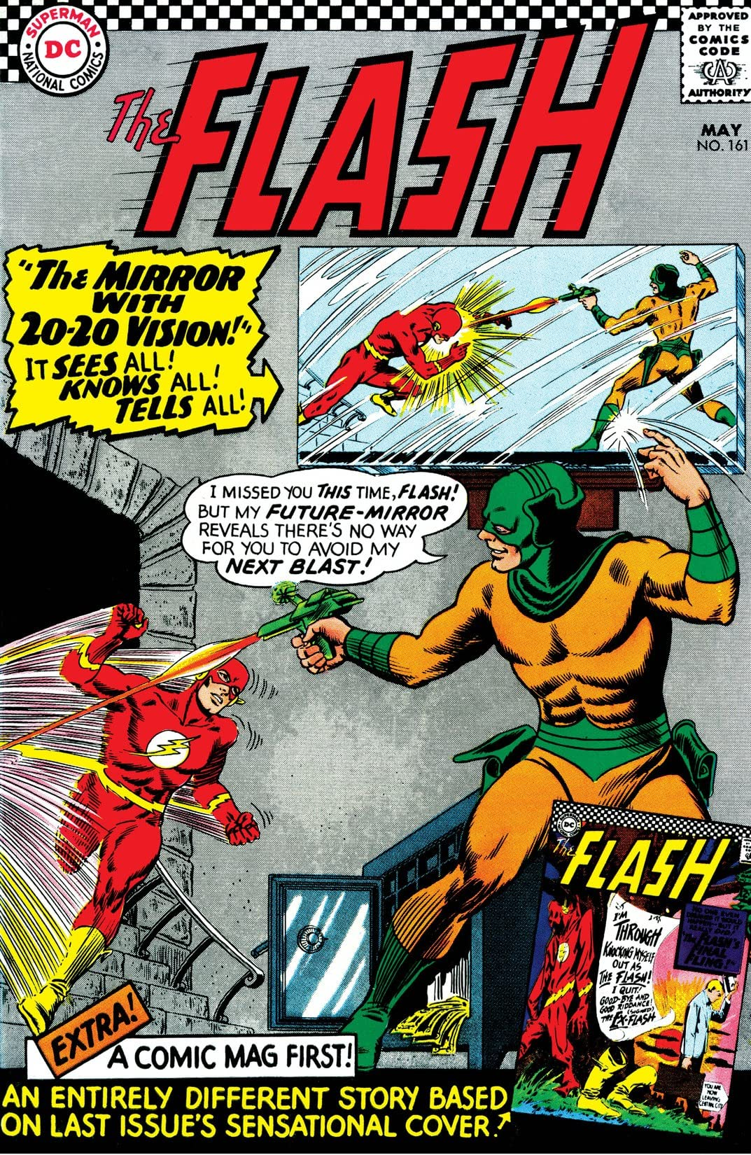 The Flash (1959-1985) #161