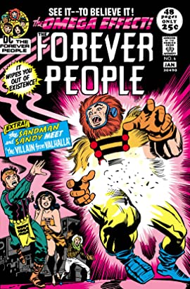 The Forever People (1971-1972) #6