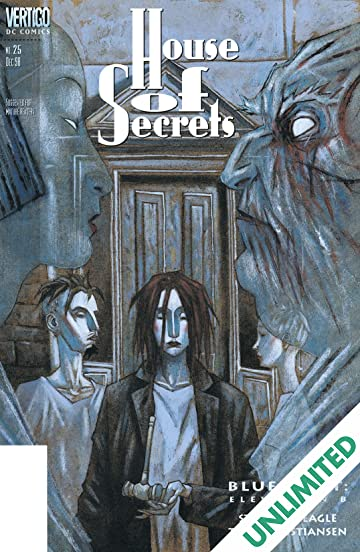 House of Secrets (1996-1998) #25