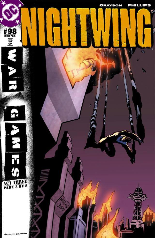 Nightwing (1996-2009) #98