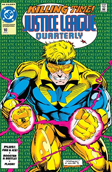 Justice League Quarterly (1990-1994) #10