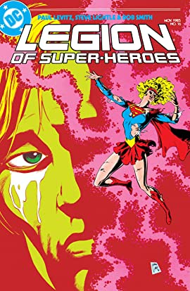 Legion of Super-Heroes (1984-1989) #16
