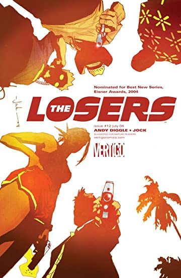 The Losers #12