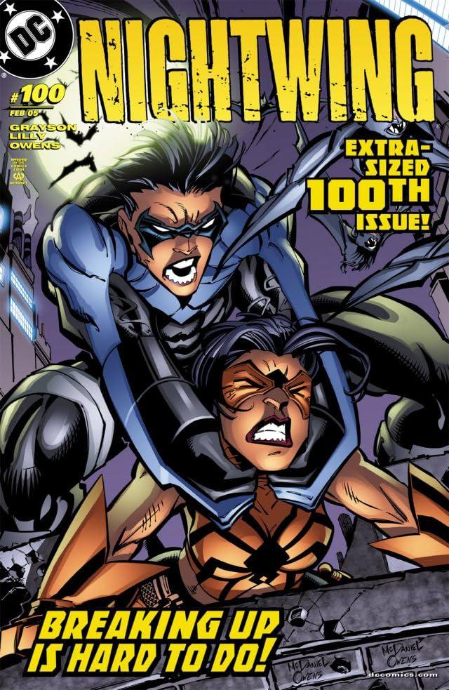 Nightwing (1996-2009) #100