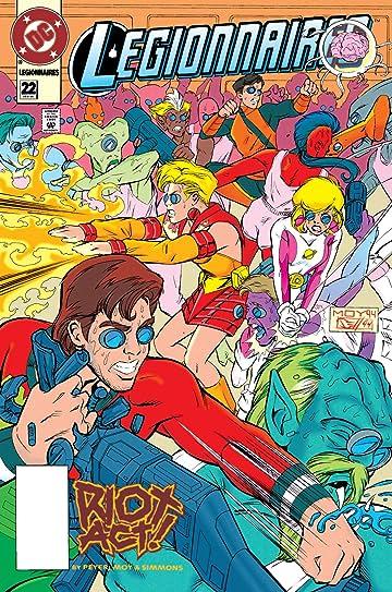 Legionnaires (1993-2000) #22