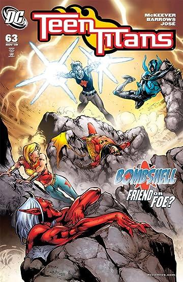 Teen Titans (2003-2011) #63