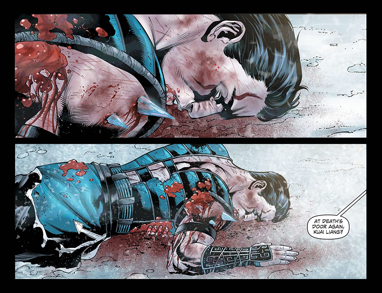 Mortal Kombat X (2015) #16