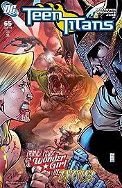 Teen Titans (2003-2011) #65