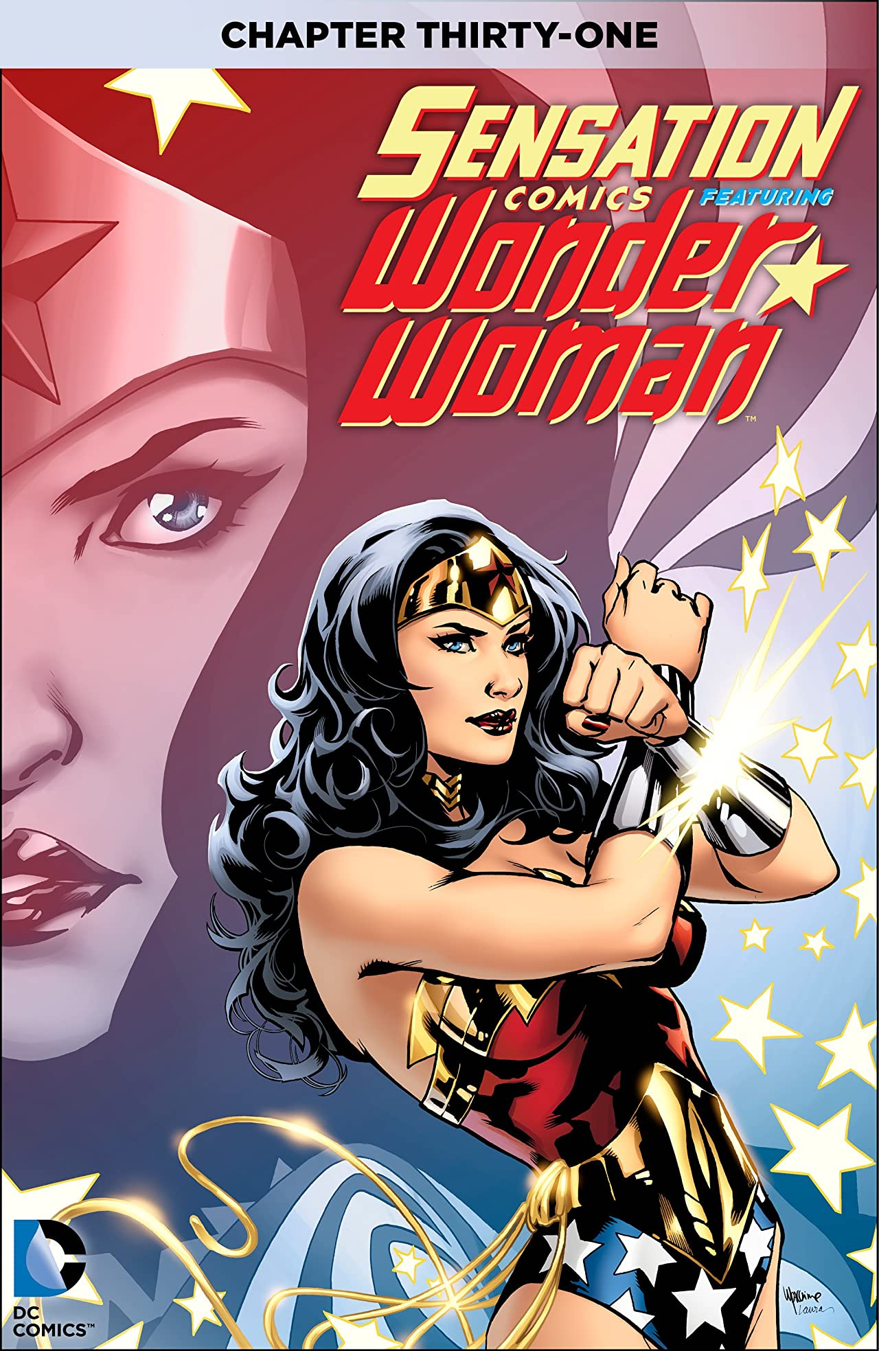 Sensation Comics Featuring Wonder Woman (2014-2015) #31