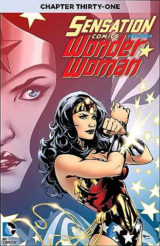 Sensation Comics Featuring Wonder Woman (2014-2015) #31