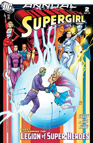 Supergirl (2005-2011): Annual #2