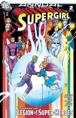 Supergirl (2005-2011): Annual #2