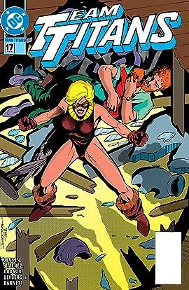 Team Titans (1992-1994) #17