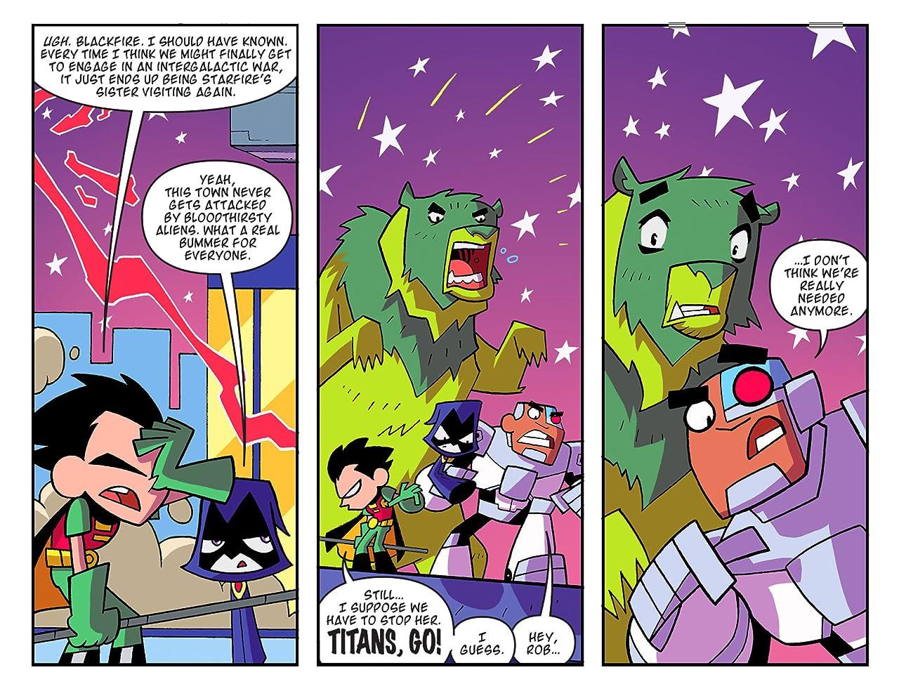 Teen Titans Go! (2013-) #18